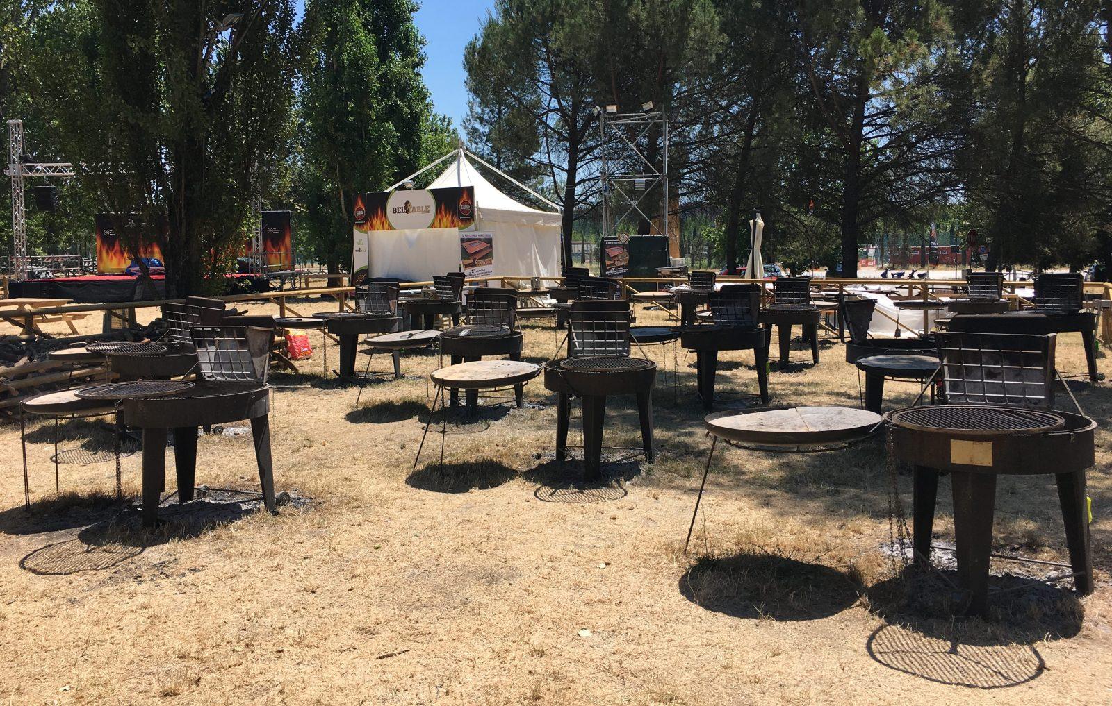 Area Fai Da Te Piacere Barbecue