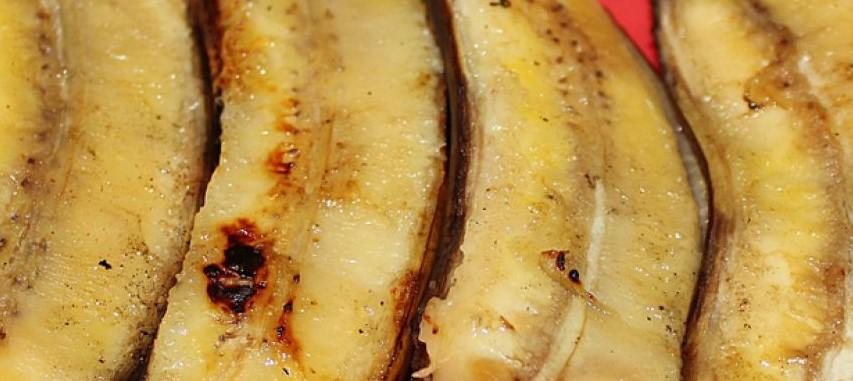 Banana Grigliata